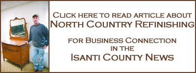 North Country Refinishing Isanti County News